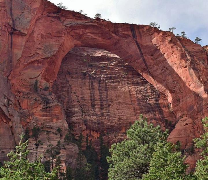Kolob Arch