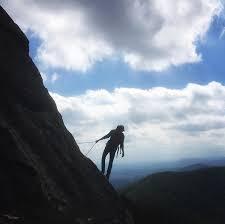 7 yonah climbing
